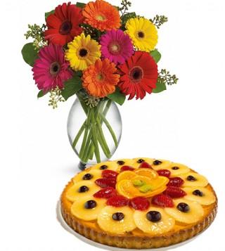 crostata-alla-frutta-bouquet-di-gerbere