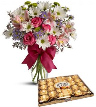 bouquet-beautiful-con-ferrero-rocher