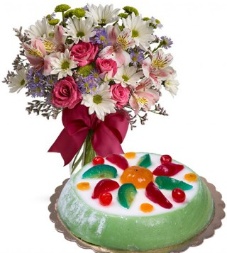 bouquet-beautiful-con-cassata-siciliana