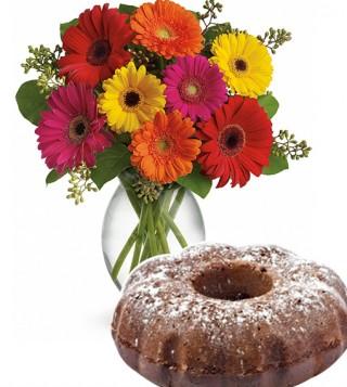 ciambella-con-bouquet-di-gerbere