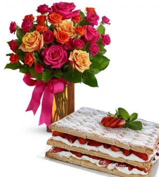 millefoglie-con-bouquet-surprise