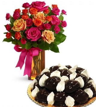 profiterole-con-bouquet-surprise